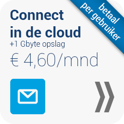 Kerio Connect in de cloud