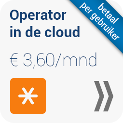 Kerio Operator in de cloud